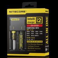 Zobrazit detail - Nitecore i2 inteligentní nabíječka 2 sloty