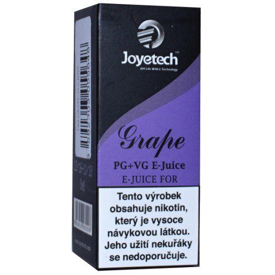 HROZNOVÉ VÍNO / Grape - Joyetech PG/VG 10ml