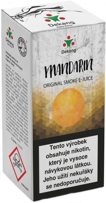 MANDARINKA - Mandarin - Dekang Classic 10 ml