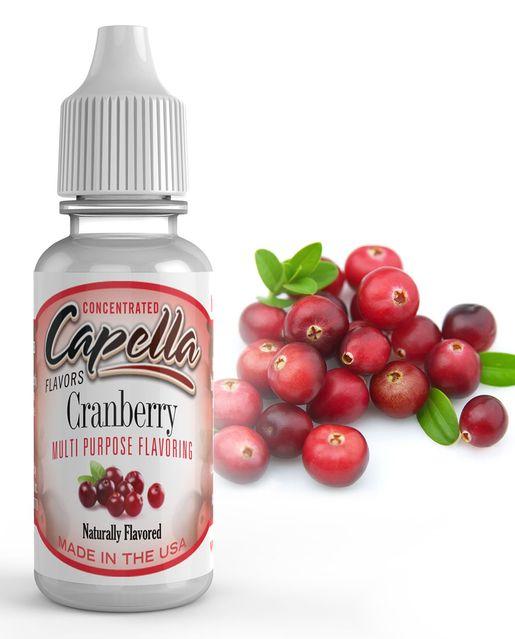 BRUSINKY / Cranberry - Aroma Capella