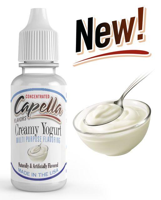 KRÉMOVÝ JOGURT / Creamy Yogurt - Aroma Capella