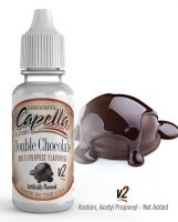 DVOJITÁ ČOKOLÁDA / Double Chocolate V2 - Aroma Capella 13ml