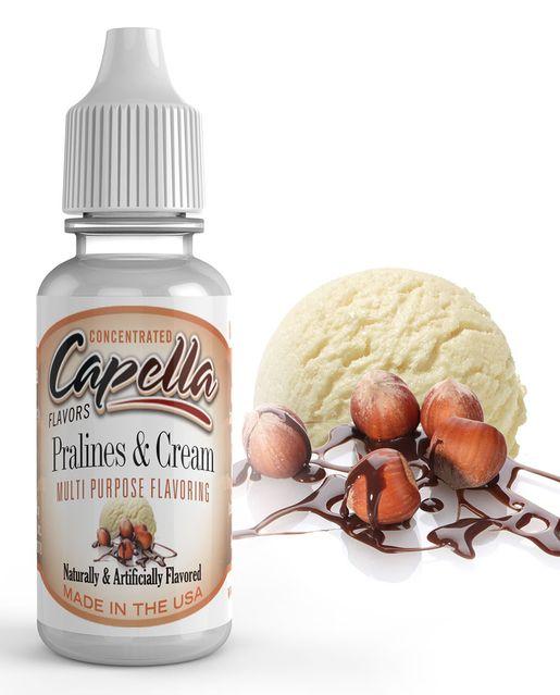 PRALINKOVÁ ZMRZLINA / Pralines and Cream - Aroma Capella
