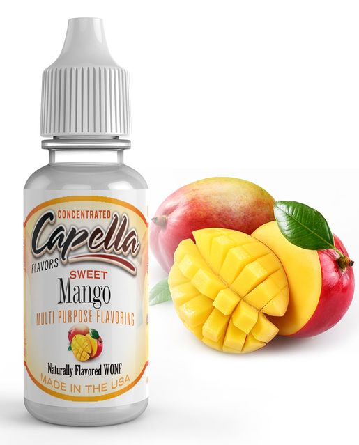 SLADKÉ MANGO / Sweet Mango - Aroma Capella