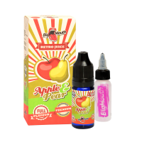 JABLKO A HRUŠKA (Apple & Pear) - aroma Big Mouth RETRO - 10ml