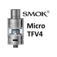 Micro TFV4 SMOK clearomizér - kompletní set