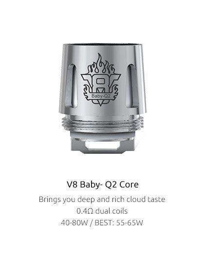 Žhavící hlava Q2 CORE pro TFV8 Baby Smoktech