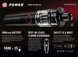 Aramax POWER Kit 5000 mAh