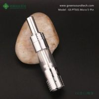 Clearomizér GS PTS01 - 1,5ml dual coil Green Sound