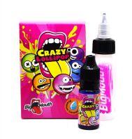 Crazy Lolipop (Ovocná lízátka) - Příchuť Big Mouth CLASSICAL - 10 ml