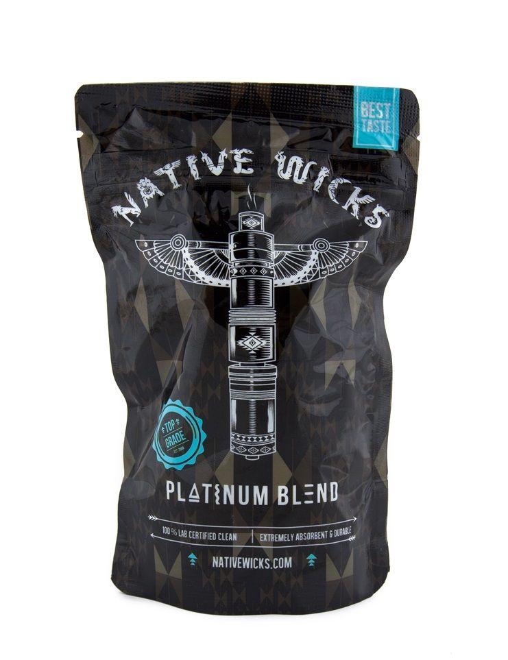 NATIVE WICKS cotton Platinum Blend vata Kendo
