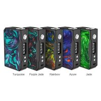 VOOPOO DRAG 157W TC Box mód BLACK-RESIN