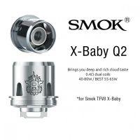 Žhavící hlava SMOK V8 Baby X Q2 pro X-BABY Tank - 0,4 ohm