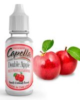 DVOJITÉ JABLKO / Double Apple  - Aroma Capella 13 ml