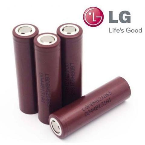 LG HG2 18650 baterie - 3000mAh - 20A