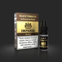 BLACK TOBACCO - ochucená báze Imperia 5x10ml (50ml) exp. 4/2019 Boudoir Samadhi s.r.o.