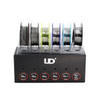 Box UD se 6 typy odporových drátů