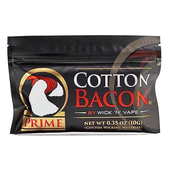 Cotton Bacon Prime - 10ks Wick n Vape