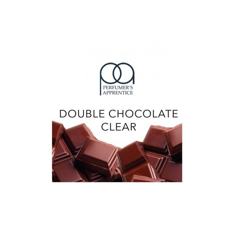 DVOJITÁ ČOKOLÁDA / Double Chocolate (Clear) - aroma TPA The Perfumers Apprentice