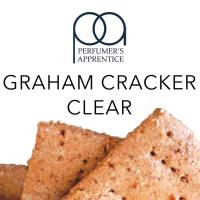 GRAHAMOVÁ SUŠENKA / Graham Cracker Clear - aroma TPA 15ml