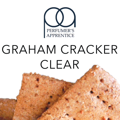 GRAHAMOVÁ SUŠENKA / Graham Cracker Clear - aroma TPA The Perfumers Apprentice