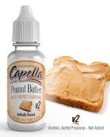 ARAŠÍDOVÉ MÁSLO / Peanut Butter V2 - Aroma Capella 13 ml