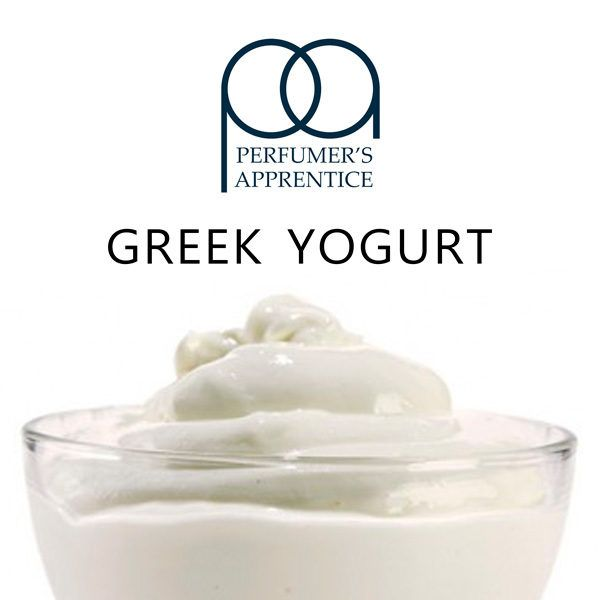 ŘECKÝ JOGURT / Greek Yogurt - aroma TPA The Perfumers Apprentice