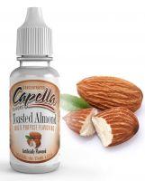 PRAŽENÉ MANDLE / Toasted Almond - Aroma Capella 13 ml