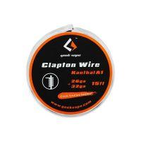 GeekVape CLAPTON drát 26GA+32GA - 5m