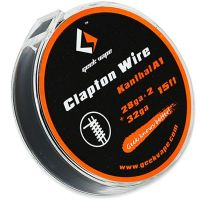 GeekVape Clapton drát - Kanthal KA1 28GAx2+32GA - 5m