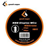 Geekvape N80 CLAPTON drát (24GA+36GA), 3m
