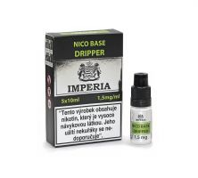 Dripper Base Imperia 1,5 mg - 5x10ml (30PG/70VG)