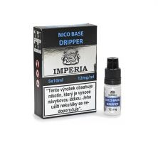 Dripper Base Imperia 12 mg - 5x10ml (30PG/70VG)