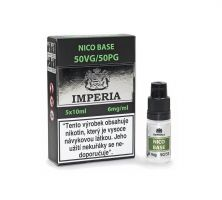 Nico Base Imperia 50/50 - 6mg - 5x10ml (50PG/50VG)