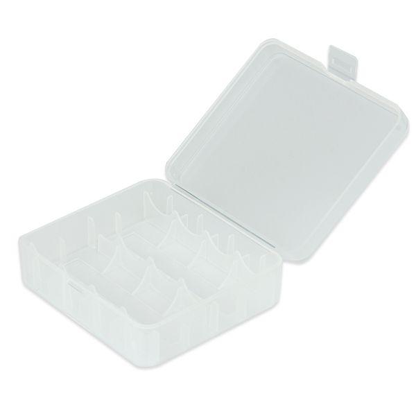 Plastové pouzdro na baterie 4x18650 nebo 2x26650 Efest