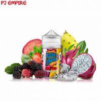 BERRY BURST- dračí ovoce, kaktus, jahody, ostružiny - shake&vape Rocket Empire 14 ml