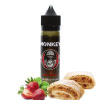 RED MUFF / Jahodový strůdl - Monkey shake&vape