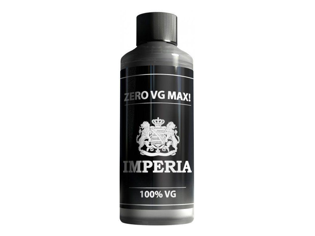 Univerzální báze IMPERIA ZERO MAX ! (100%VG) - 100ml Boudoir Samadhi s.r.o.