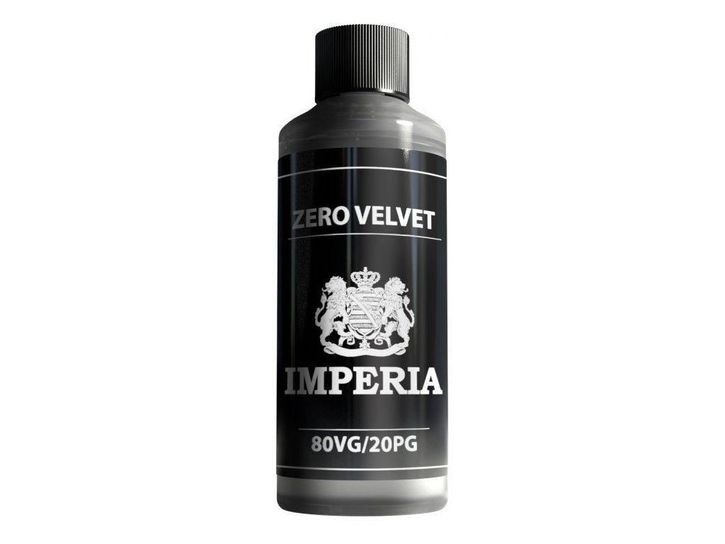 Univerzální báze IMPERIA ZERO VELVET (80VG/20PG) - 100ml Boudoir Samadhi s.r.o.