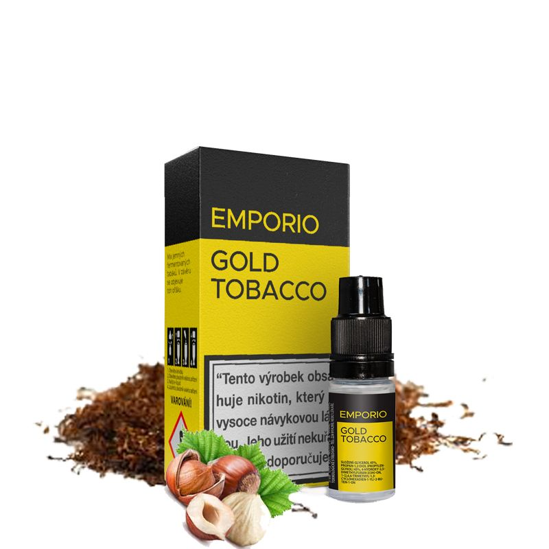 GOLD TOBACCO - e-liquid EMPORIO 10 ml Imperia