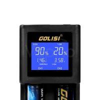 GOLISI S2 2.0A - chytrá nabiječka s LCD displejem