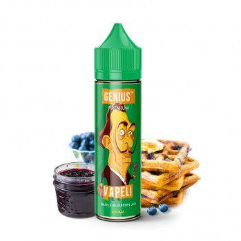 VAPELI / Vafle s borůvkovým džemem - aroma Pro Vape Genius shake & vape 20ml