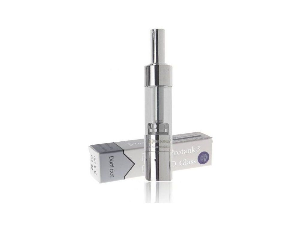 Clearomizer KangerTech mini Protank 3 - 1,5 ml