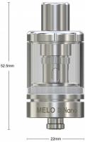 Eleaf Melo 3 Nano clearomizer iSmoka - Eleaf