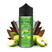 WILD APPLE - Jablečná směs & tabák - shake&vape AL CARLO 15 ml