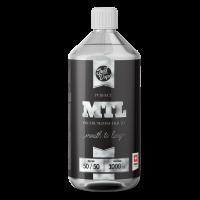 Beznikotinová báze JustVape MTL (50VG/50PG)  - 1000ml