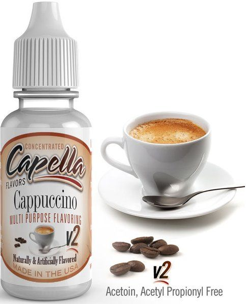 KAPUČÍNO / Cappuccino V2 - Aroma Capella
