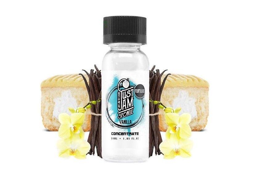 SPONGE VANILLA (Vanilková bábovka) - aroma JUST JAM 30ml