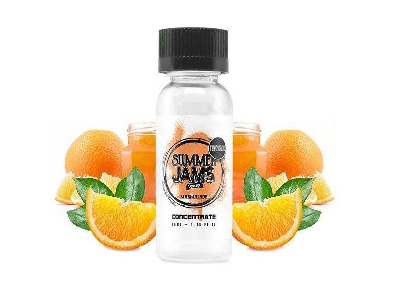 SUMMER MARMALADE (Pomerančová marmeláda) - aroma JUST JAM 30ml