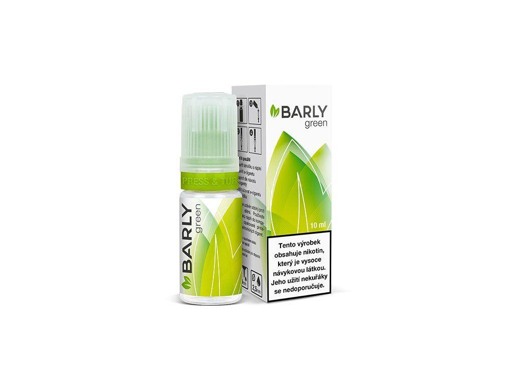 BARLY Green (60VG/40PG) - 10 ml exp.6/19